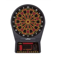 Cricket Pro Electronic Dart Board 750