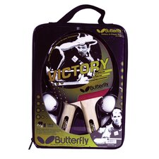 Victory Table Tennis Racket Set