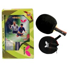 "<strong>Butterfly</strong> 12"" Shakehand Table Tennis Racket"