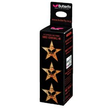BTY 3 - Star, 3 - Pack 40mm Balls