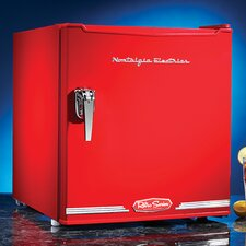 <strong>Nostalgia Electrics</strong> Retro Series Mini Fridge