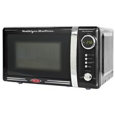 0.7 Cu. Ft. 700W Retro Series Countertop Microwave Oven