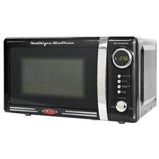 0.7 Cu. Ft. 700W Retro Series Countertop Microwave Oven