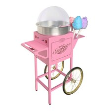 <strong>Nostalgia Electrics</strong> Vintage Commercial Cotton Candy Machine