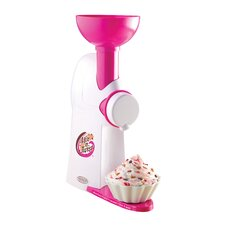<strong>Nostalgia Electrics</strong> Mix 'N Twist Ice Cream and Toppings Mixer