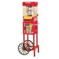 <strong>Nostalgia Electrics</strong> Vintage Collection Popcorn Cart