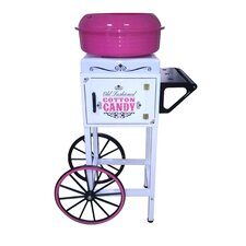 Vintage Cotton Candy Cart