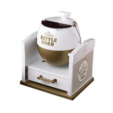 Vintage Collection Kettle Corn Maker