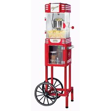 Retro Series Kettle Popcorn Cart