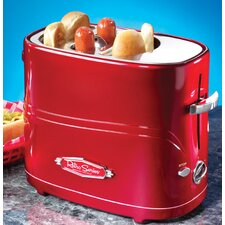 <strong>Nostalgia Electrics</strong> Retro Series Pop-Up Hot Dog Toaster