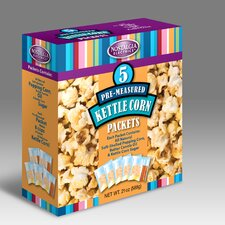 Pre-Measured Kettle Corn Kit
