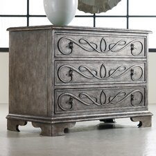 Melange Avanti 3 Drawer Chest