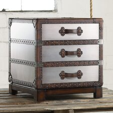 Melange Bondurant 3 Drawer Accent Chest