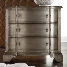 <strong>Hooker Furniture</strong> Melange Cadence 3 Drawer Chest