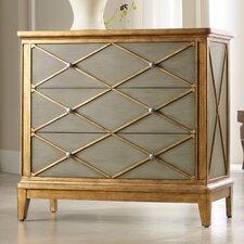 <strong>Hooker Furniture</strong> Melange Paxton 3 Drawer Chest