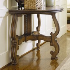 <strong>Hooker Furniture</strong> Sanctuary Drop-Leaf Console Table