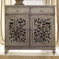<strong>Hooker Furniture</strong> Melange Filigree 2 Drawer Hall Chest