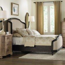 Corsica Upholstered Shelter Bed