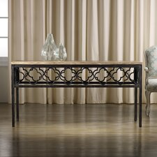 Melange Cassara Console Table