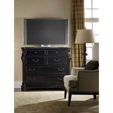 Telluride 6 Drawer Media Chest