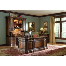 Beladora Executive Desk Office Suite