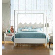 Melange Quatrefoil Poster Bedroom Collection