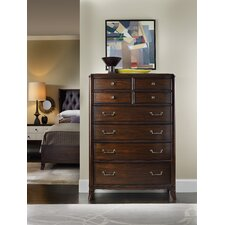 Palisade 8 Drawer Chest