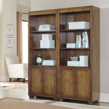 "Darden Bunching 78"" Shelf Bookcase"