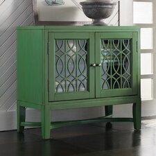 Melange Emerald Fretwork Chest