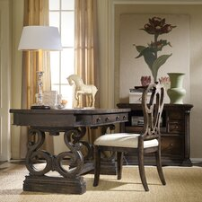 Davalle Standard Desk Office Suite