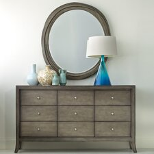 Melange Affinity 9 Drawer Dresser