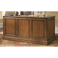 "<strong>Hooker Furniture</strong> Brookhaven 60"" W Drawer Executive Desk"