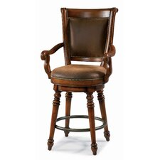 "<strong>Hooker Furniture</strong> Waverly Place 25"" Swivel Bar Stool"