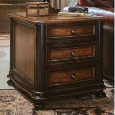 <strong>Hooker Furniture</strong> Preston Ridge 3 Drawer Nightstand