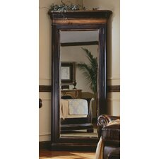 Preston Ridge Floor Mirror with Jewelry Armoire