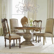 Sanctuary Pedestal Dining Table