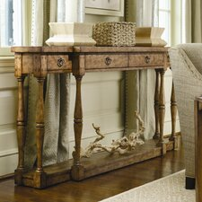 <strong>Hooker Furniture</strong> Sanctuary 4 Drawer Console Table