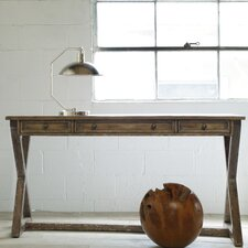 <strong>Hooker Furniture</strong> Melange Bennett X-Base Writing Desk