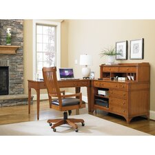 Abbott Place Leg Writing Desk