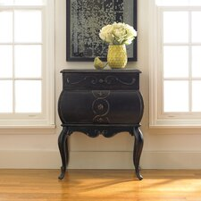 Seven Seas 2 Drawer Bombe Accent Chest