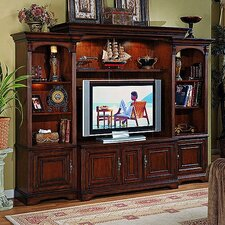 Brookhaven Home Entertainment Center with 56 inch Console