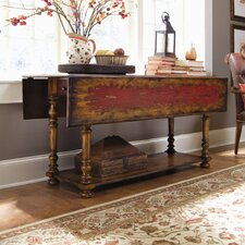 <strong>Hooker Furniture</strong> Seven Seas Drop-Leaf Console Table