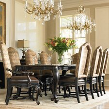 <strong>Hooker Furniture</strong> Grandover 9 Piece Dining Set