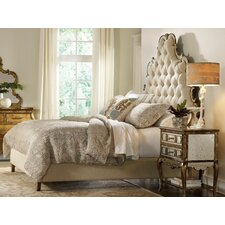 Sanctuary Upholstered Bed