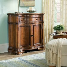 Waverly Place Shaped Hall Console Cabinet