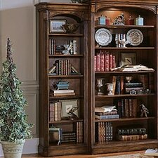 "<strong>Hooker Furniture</strong> Brookhaven Left 78"" Bookcase"