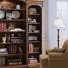 "<strong>Hooker Furniture</strong> Brookhaven Right 78"" Bookcase"