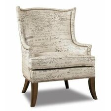<strong>Hooker Furniture</strong> Sanctuary Paris Accent Chair