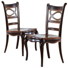 Preston Ridge Oval Back Side Chair (Set of 2)