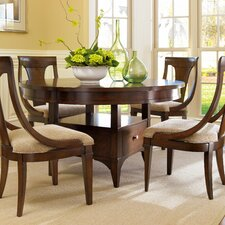 <strong>Hooker Furniture</strong> Abbott Place 5 Piece Dining Set